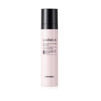 [TONYMOLY] Luminous Pure Aura Cc Cream /Korea (Best Tonymoly Cc Creams)