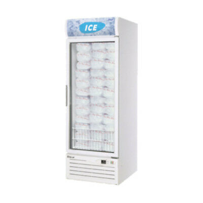 Turbo Air Tgim-23w-n Glass Door Ice Merchandiser Replaces Tgim-23