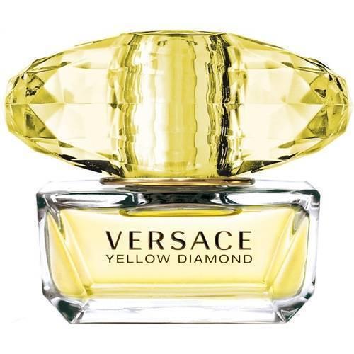 YELLOW DIAMOND 50ml EDT WOMEN PERFUME by VERSACE