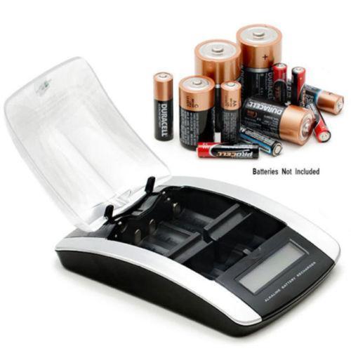 AAA Rechargeable Batteries Alkaline
