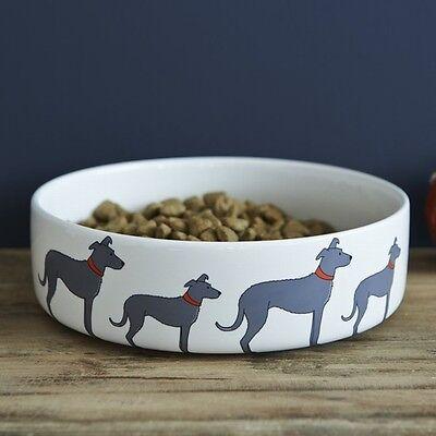 Lurchel Dog Bowl Wolfhound Greyhound Gift/Present