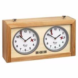 chess clock brand new