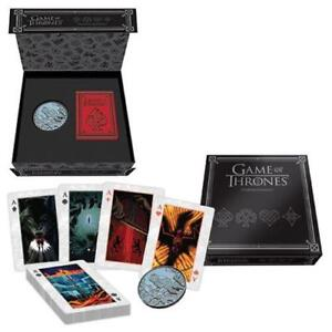 GAME OF THRONES PREMIUM Playing Cards Set