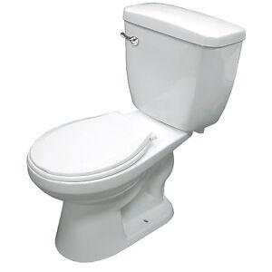 Toilette 2 pièces. 6 L. En porcelaine vitrifiée,MAP1000 NEUVE