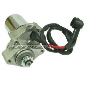 Electric Starter Part 12 Volt Pit Bike Atv 50c 70 90 110