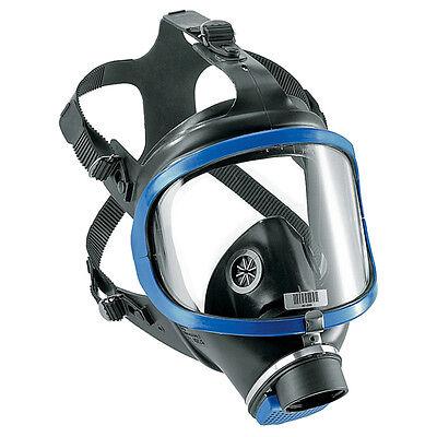 Dräger Vollmaske X-plore 6300 aus EPDM mit Plexiglasscheibe Atemschutz