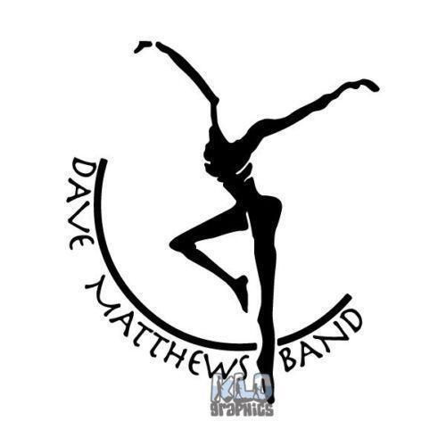 Dave Matthews Band Sticker Ebay