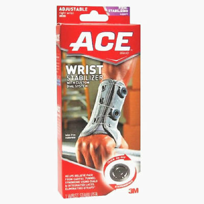 Ace Wrist Stabilizer with Custom Dial System, (Stabilizing System)