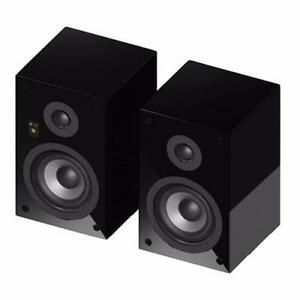 Ultimate W200B Bluetooth Bookshelf Speakers - Pair *new/boxed*