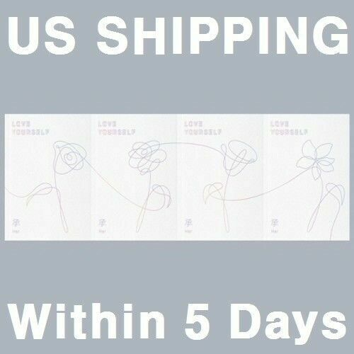 US SHIPPING BTS-[Love Yourself ??