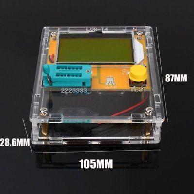Lcr-t4 Mega328 Transistor Tester Diode Triode Capacitance Esr Meter Npnpnp Ky