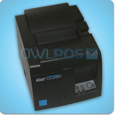 Star Tsp100iii Tsp143iiilan Pos Thermal Receipt Printer Ethernet Network Tsp100
