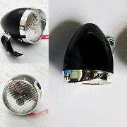 Vintage Bicycle Head Light