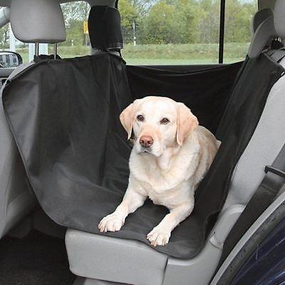 Cubreasiento para perro protector funda lona de asiento trasero coche envío 24h