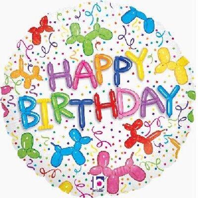 Balloon Dog Happy Birthday 18
