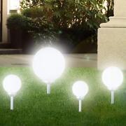 LED Gartenleuchte Kugel
