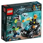 Ultra Agents Ultra Agents LEGO Building Toys