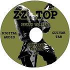 ZZ Top Guitar