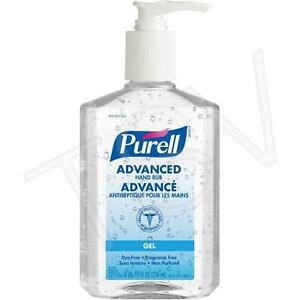 Purell® Hand Sanitizer (12 cases)