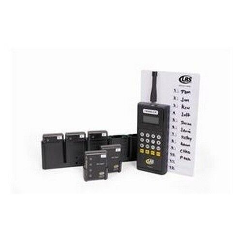 LRS Waiter Server Paging System Kit Long Range Systems - 1 Year Warranty
