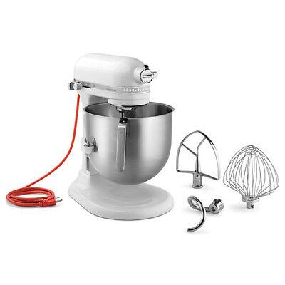Kitchenaid Ksm8990wh 8 Qt. Commercial Mixer White
