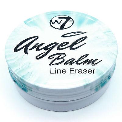 W7 Angel Balm Line Eraser Wrinkle Remover Cream Face Primer Moisturise