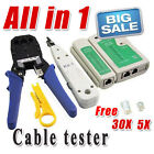 Unbranded/Generic Cable Testers