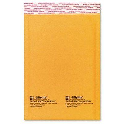 Jiffy Mailer 16070 Padded Mailer - Padded - 0 6 X 10 - Self-sealing - Kraft