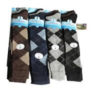 Mens Knee Length Socks