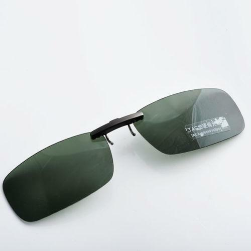 Clip On Sunglasses Polarized 57