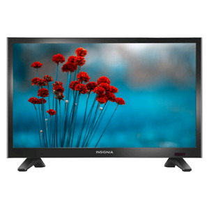 Tv insignia LCD LED 19 pouces Neuf - 60$