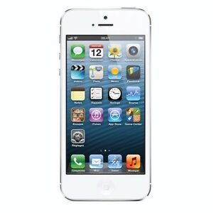 Apple iPhone 5 16GB ROGERS  - White - NEW in box
