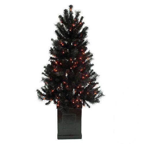 Black Halloween Tree Ebay