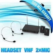 Funkmikrofon Headset