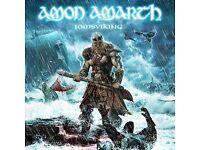 Amon Amarth Jomsviking Hard Back