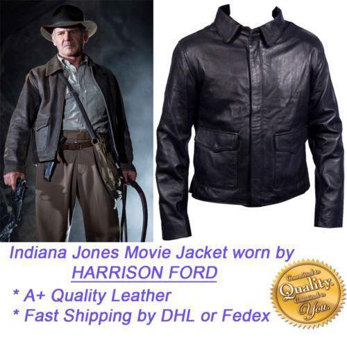 Indiana Jones Jacket  b042b61c60e8
