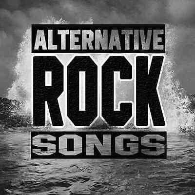 2330 Alternative Rock Music mp3 Songs on a 16gb USB Flash Drive