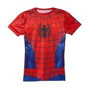 Boys Spiderman Shirt