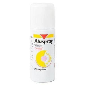 AluSpray Aerosol Bandage for Animals - 210ml