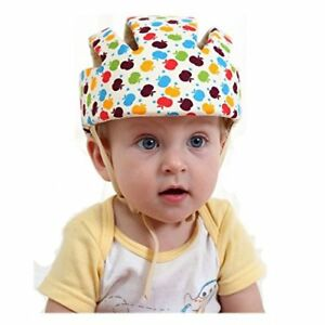 Eyourhappy Infant Baby Toddler Safety Helmet Headguard Hat
