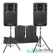 1000W Speakers