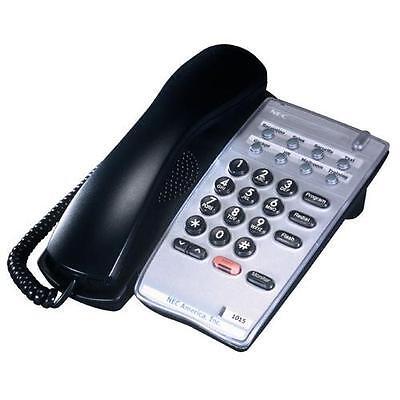 Fully Refurbished Nec 780025 Dtr-1hm-1 Single Line Hotelmotel Telephone Black