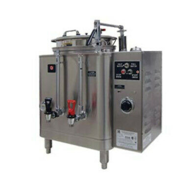 Grindmaster-cecilware 7413e Electric Midline Heat Exchange Coffee Urn