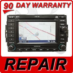 repair chrysler 300 dodge ram jeep rec navigation radio 6 cd disc changer fix ebay. Black Bedroom Furniture Sets. Home Design Ideas