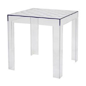 Clear Table | eBay