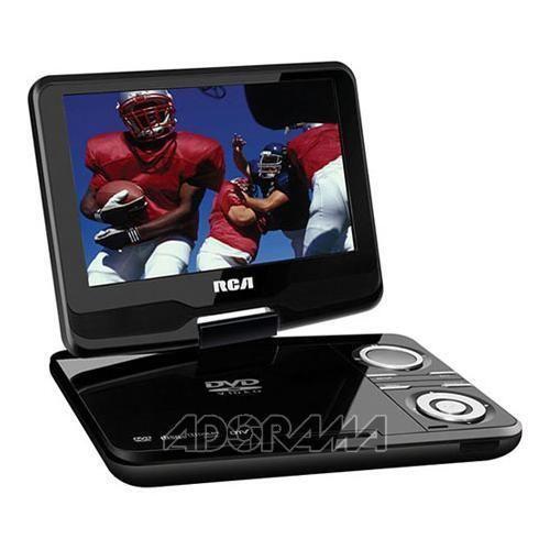 Portable TV DVD Combo