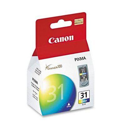 Canon Cl-31 Color Ink Cartridge 31 Mp210 Mp470 Mx300 Mx31...