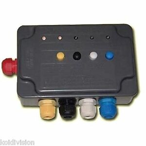 Yamitsu 4 Way Switch Box Koi Pond Electrics Ebay