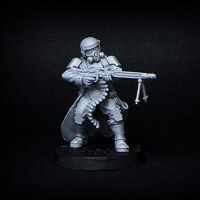 Veteran chaingunner Gasmaske Brother Vinni´s Studio BVSF47