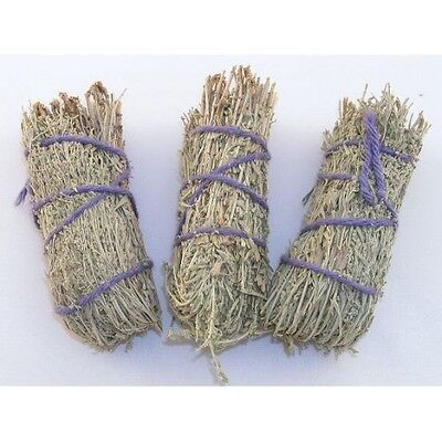 SAGE SMUDGE STICKS BUNDLE OF 3 BY SAGE SPIRIT